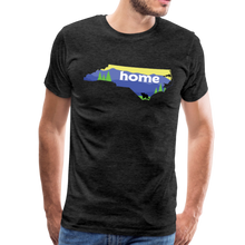 Load image into Gallery viewer, Men's North Carolina Home T-Shirt - charcoal gray
