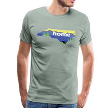 Load image into Gallery viewer, Men's North Carolina Home T-Shirt - steel green