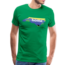 Load image into Gallery viewer, Men's North Carolina Home T-Shirt - kelly green