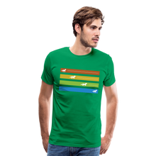 Load image into Gallery viewer, Men's Equine Movement T-Shirt - kelly green