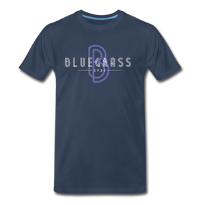 Men's 1939 Bluegrass T-Shirt - navy