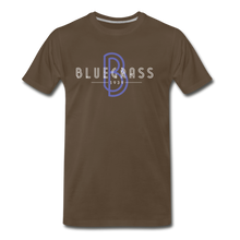 Load image into Gallery viewer, Men's 1939 Bluegrass T-Shirt - noble brown
