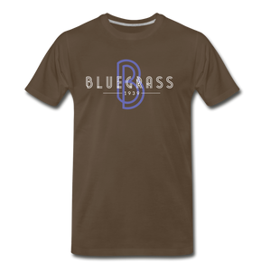 Men's 1939 Bluegrass T-Shirt - noble brown