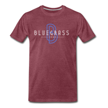 Load image into Gallery viewer, Men's 1939 Bluegrass T-Shirt - heather burgundy