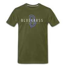 Load image into Gallery viewer, Men's 1939 Bluegrass T-Shirt - olive green