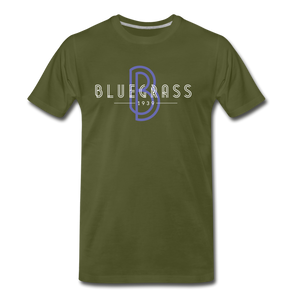 Men's 1939 Bluegrass T-Shirt - olive green