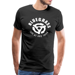 Men's Safe at any Speed T-Shirt - black