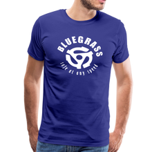 Load image into Gallery viewer, Men's Safe at any Speed T-Shirt - royal blue