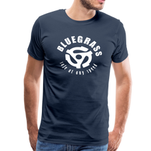 Load image into Gallery viewer, Men's Safe at any Speed T-Shirt - navy
