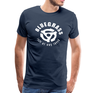 Men's Safe at any Speed T-Shirt - navy