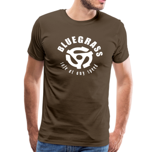 Men's Safe at any Speed T-Shirt - noble brown