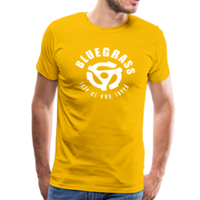 Load image into Gallery viewer, Men's Safe at any Speed T-Shirt - sun yellow