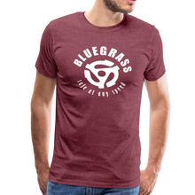 Load image into Gallery viewer, Men's Safe at any Speed T-Shirt - heather burgundy