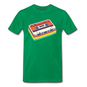 Men's My Bluegrass Mix I T-Shirt - kelly green