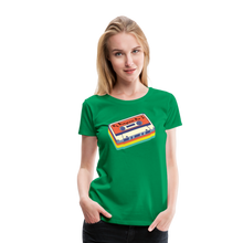Load image into Gallery viewer, Women's My Bluegrass Mix I T-Shirt - kelly green