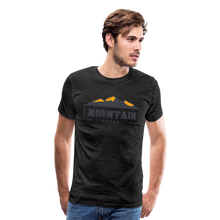 Load image into Gallery viewer, Men's Mountain Proud T-Shirt - charcoal gray