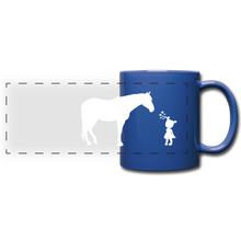Load image into Gallery viewer, First Love Mug - royal blue