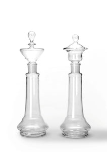 Check Mate - King/ Queen Decanters