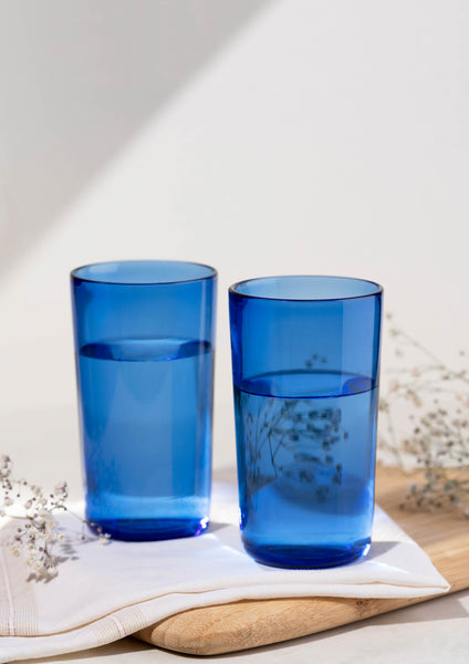 Juliette Glasses - Blue