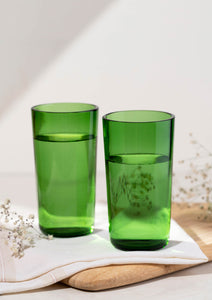 Juliette Glasses - Green
