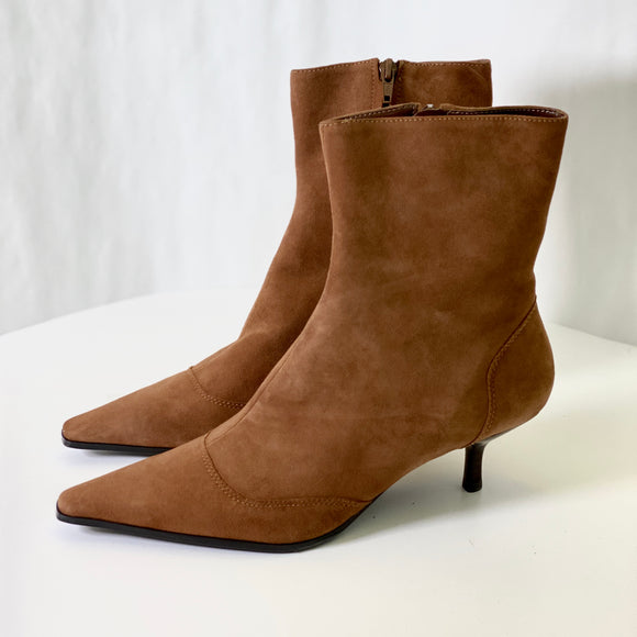 Enzo Angiolini Suede Boots