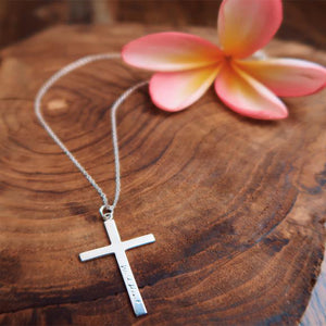Cross the Line Wild Heart Necklace