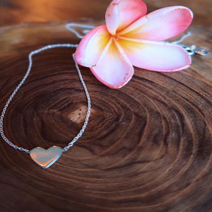 Short Heart Necklace