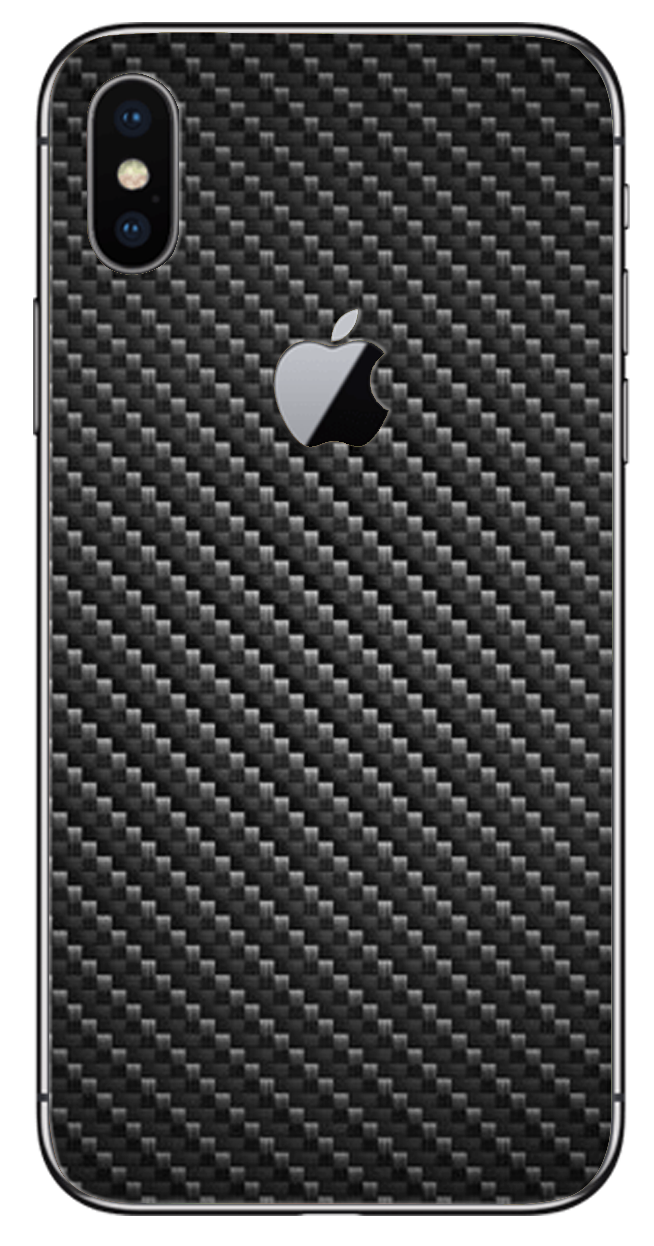 Carbon Fiber Skin/ Wrap for iPhone - A&S Covers