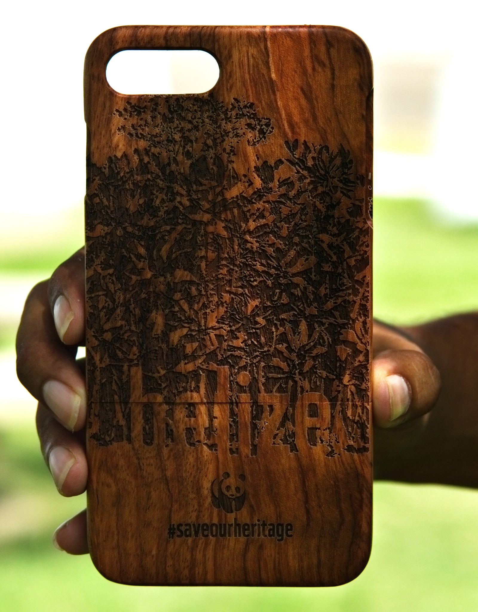 IPhone 7+/8+ (WWF Belize Saving our Shared Heritage design)