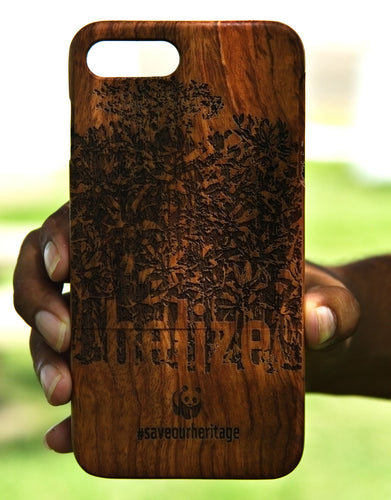 IPhone 7+/8+ (WWF Belize Saving our Shared Heritage design) - A&S Covers