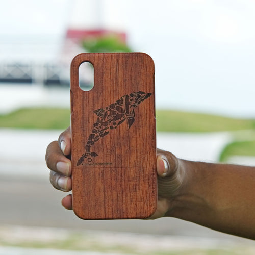 iPhone X (Oceana Belize design) - A&S Covers