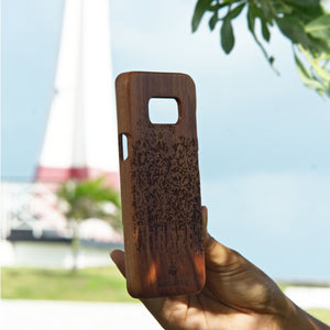 Samsung Galaxy S8 (WWF Belize Saving our Shared Heritage design) - A&S Covers