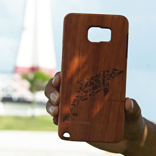 Samsung Galaxy Note 5 (Oceana Belize design) - A&S Covers