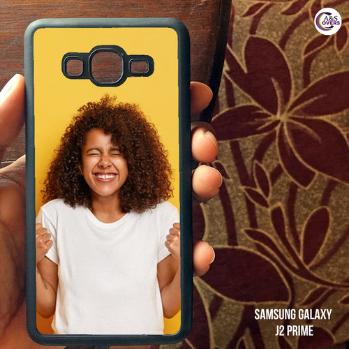 Samsung galaxy J2 Prime custom grip case - A&S Covers