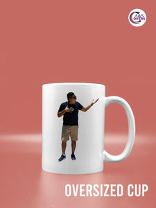 Custom Oversized Cup - A&S Covers