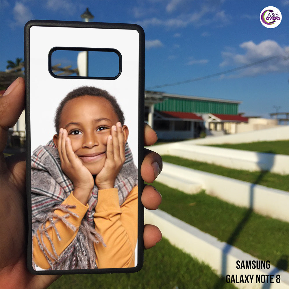 Samsung Galaxy Note 8 - A&S Covers