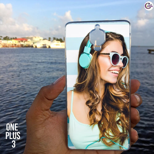 One Plus 3 Beauty case - A&S Covers