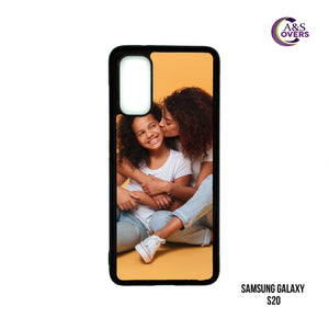 Samsung galaxy S20 Grip case - A&S Covers
