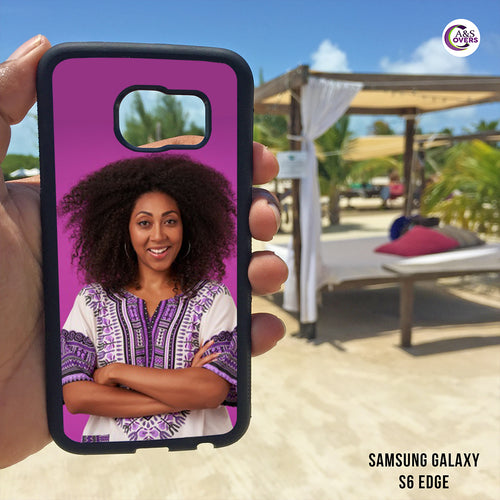 Samsung Galaxy S6 Edge Plus Grip Case - A&S Covers