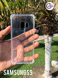Blank Transparent Case - A&S Covers