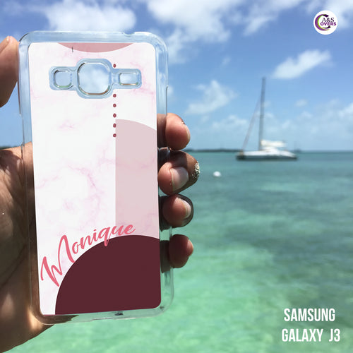 Samsung Galaxy J3 Beauty Case