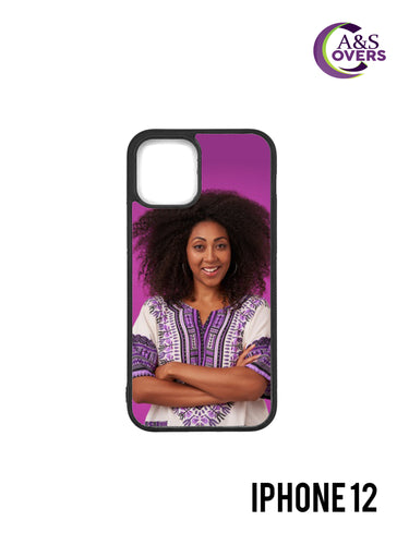 Iphone 12 Grip Case - A&S Covers