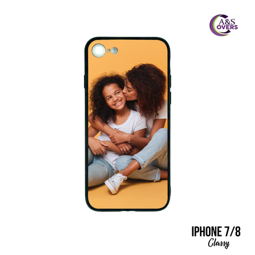 Iphone 7/8 classy case - A&S Covers