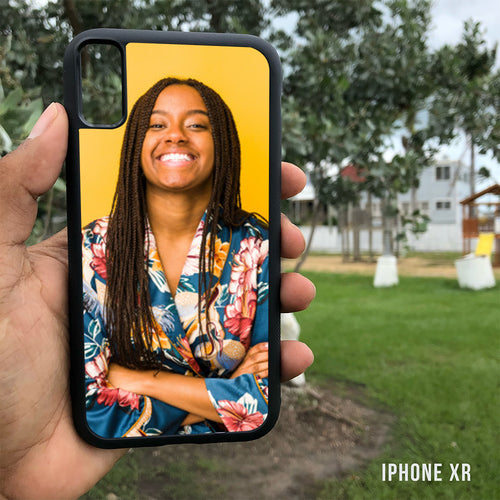 Iphone XR Custom Grip case - A&S Covers