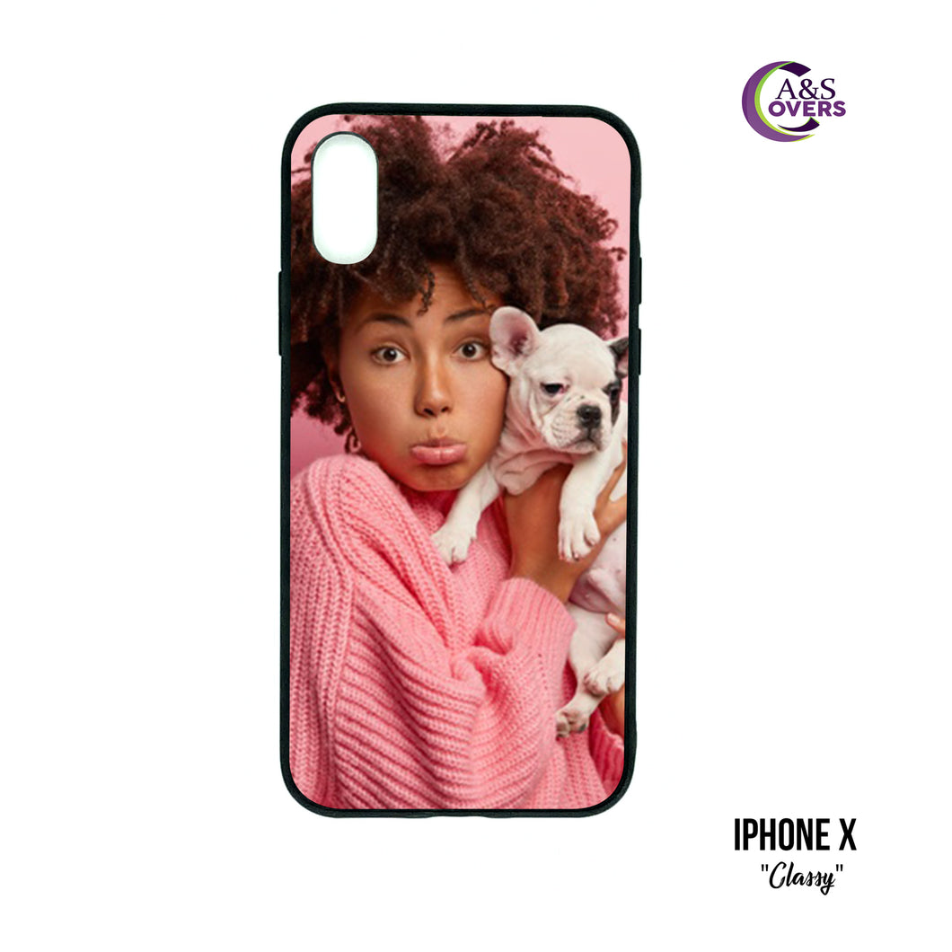 Iphone X/XS Classy case - A&S Covers
