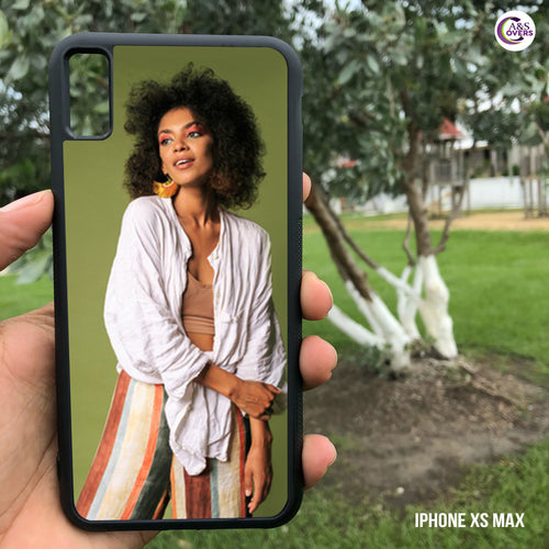 Iphone XS MAX Grip case - A&S Covers