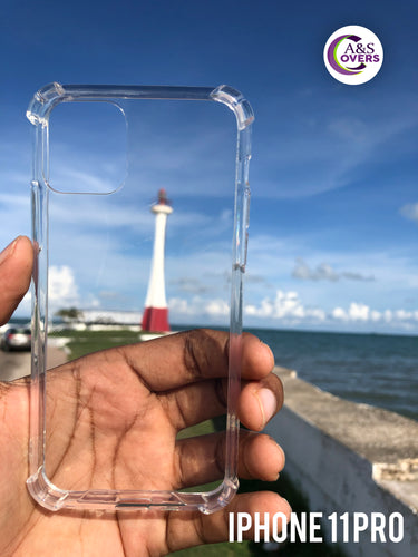 Blank Transparent Case