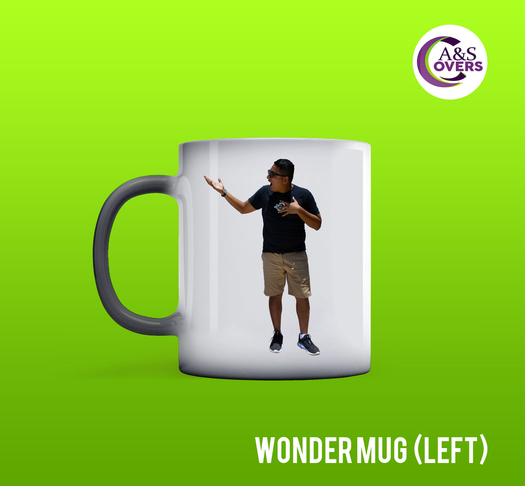 Custom Matte Wonder Cup - A&S Covers
