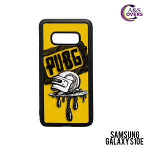 Yellow PUBG Grip Case Design - A&S Covers
