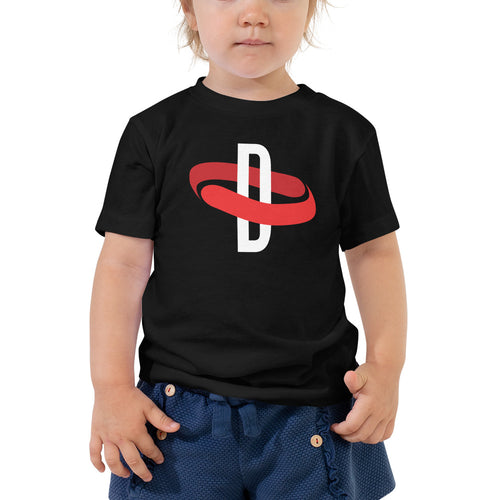 Toddler Short Sleeve Tee - Black